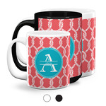 Linked Rope Coffee Mugs (Personalized)