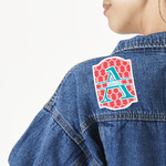 Linked Rope Large Custom Shape Patch (Personalized)
