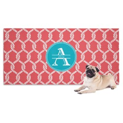 Linked Rope Pet Towel (Personalized)