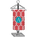 Linked Rope Finger Tip Towel - Full Print (Personalized)