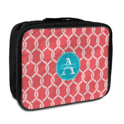 Linked Rope Insulated Lunch Bag (Personalized)