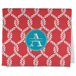 Linked Rope Kitchen Towel - Full Print (Personalized)