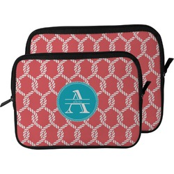 Linked Rope Laptop Sleeve / Case (Personalized)