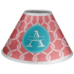 Linked Rope Coolie Lamp Shade (Personalized)
