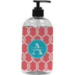 Linked Rope Plastic Soap / Lotion Dispenser (Personalized)