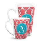 Linked Rope Latte Mug (Personalized)