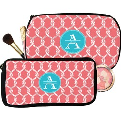 Linked Rope Makeup / Cosmetic Bag (Personalized)