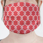 Linked Rope Face Mask Cover (Personalized)