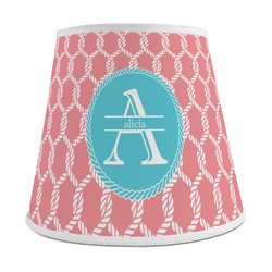 Linked Rope Empire Lamp Shade (Personalized)