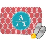 Linked Rope Memory Foam Bath Mat (Personalized)