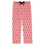 Linked Rope Mens Pajama Pants (Personalized)
