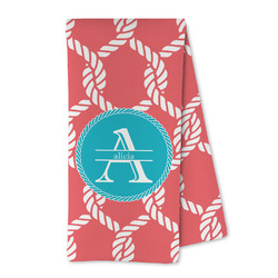 Linked Rope Microfiber Kitchen Towel (Personalized)
