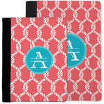 Linked Rope Notebook Padfolio w/ Name and Initial