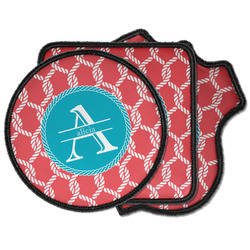 Linked Rope Iron on Patches (Personalized)