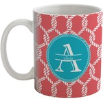 Linked Rope Coffee Mug (Personalized)
