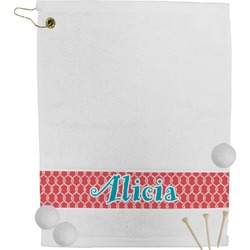 Linked Rope Golf Towel (Personalized)