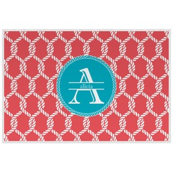 Linked Rope Placemat (Laminated) (Personalized)