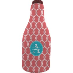 Linked Rope Wine Sleeve (Personalized)