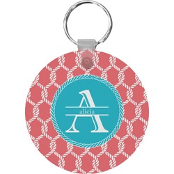 Linked Rope Keychains - FRP (Personalized)