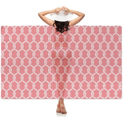 Linked Rope Sheer Sarong (Personalized)