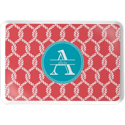 Linked Rope Serving Tray (Personalized)