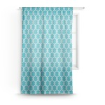Linked Rope Sheer Curtains (Personalized)