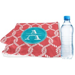 Linked Rope Sports Towel (Personalized)