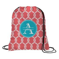 Linked Rope Drawstring Backpack (Personalized)