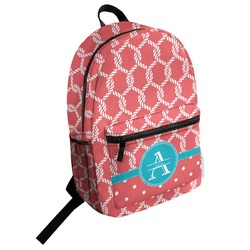 Linked Rope Student Backpack (Personalized)