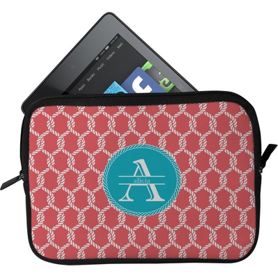 Linked Rope Tablet Case / Sleeve (Personalized)