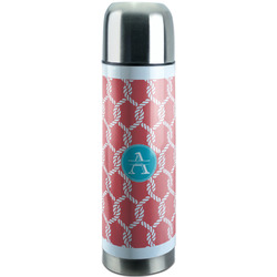 Linked Rope Stainless Steel Thermos (Personalized)