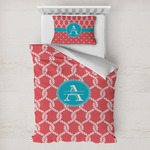 Linked Rope Toddler Bedding w/ Name and Initial