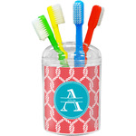 Linked Rope Toothbrush Holder (Personalized)