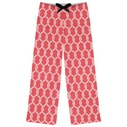 Linked Rope Womens Pajama Pants (Personalized)