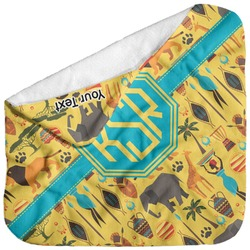 African Safari Baby Hooded Towel (Personalized)