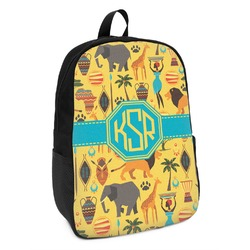 African Safari Kids Backpack (Personalized)