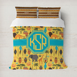 African Safari Duvet Cover (Personalized)