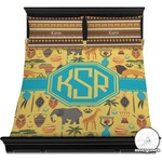 African Safari Duvet Cover Set (Personalized)