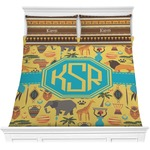 African Safari Comforters (Personalized)