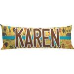 African Safari Body Pillow Case (Personalized)
