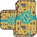 African Safari Car Floor Mats (Personalized)