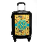 African Safari Carry On Hard Shell Suitcase (Personalized)