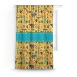 African Safari Curtain (Personalized)