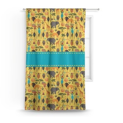 African Safari Curtain (Personalized)