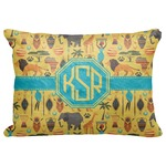 "African Safari Decorative Baby Pillowcase - 16""x12"" (Personalized)"