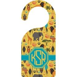 African Safari Door Hanger (Personalized)