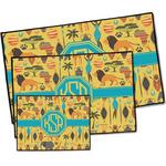 African Safari Door Mat (Personalized)