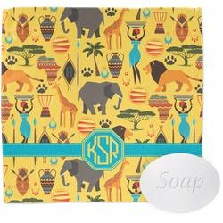 African Safari Wash Cloth (Personalized)