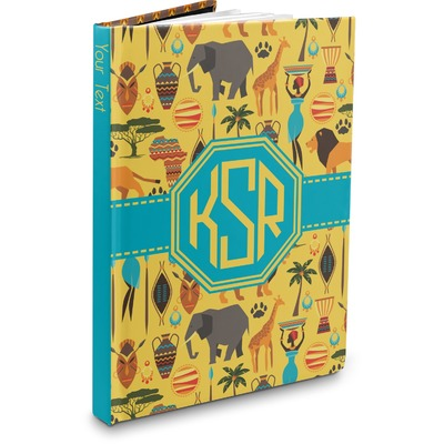 African Safari Hardbound Journal (Personalized)