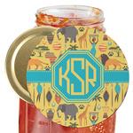 African Safari Jar Opener (Personalized)